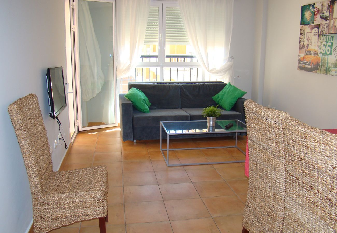 Apartamento en Denia - aquamarina gesvalmina