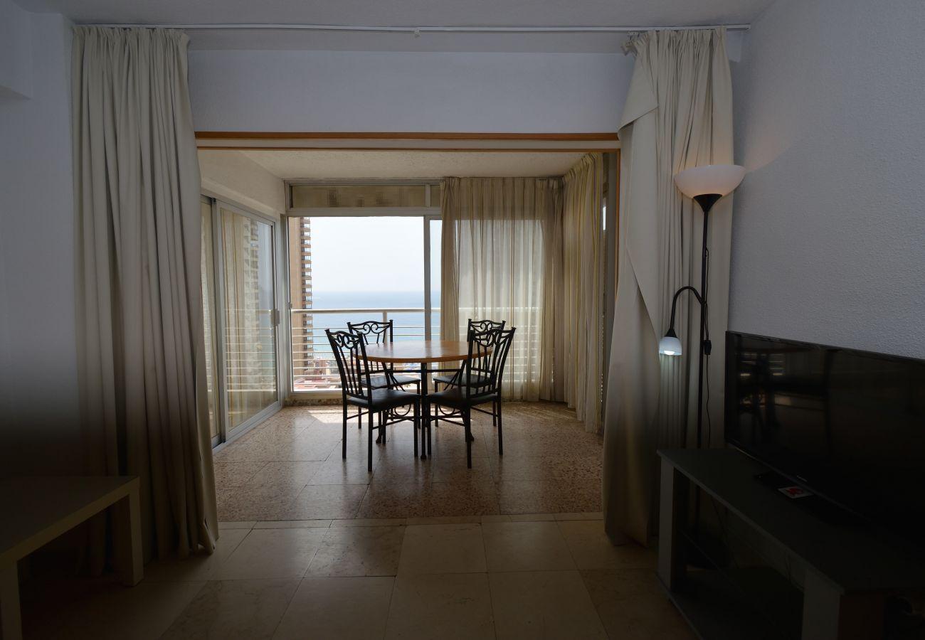 Apartamento en Benidorm - LOS CABALLOS (1 DORMITORIO)