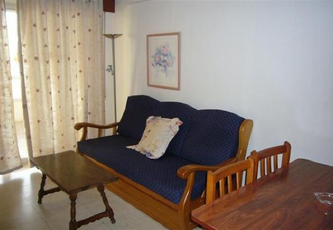 Apartamento en Benidorm - CAROLINA (2 DORMITORIOS)