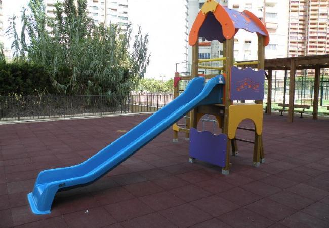 Apartamento en Benidorm - GEMELOS 26 (1 DORMITORIO)-1-dormitorios