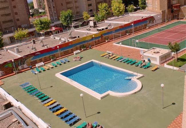 Apartamento en Benidorm - GEMELOS 4 (1 DORMITORIO)-1-dormitorios