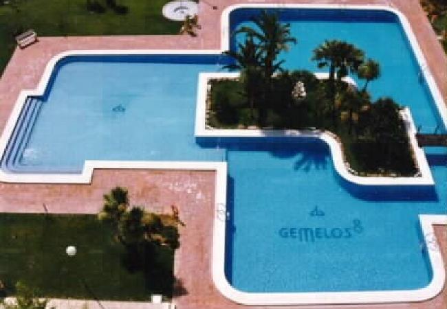 Apartamento en Benidorm - GEMELOS 8 (1 DORMITORIO)-1-dormitorios