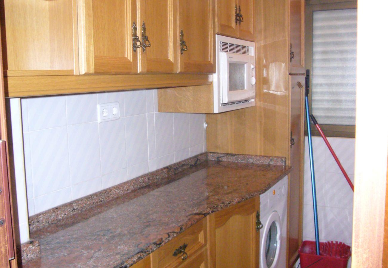Apartamento en Benidorm - GEMELOS 12 (1 DORMITORIO)