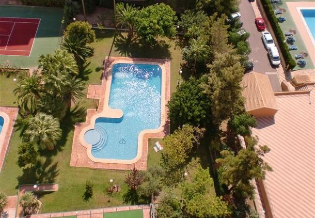 Apartamento en Benidorm - GEMELOS 12 (2 DORMITORIOS)