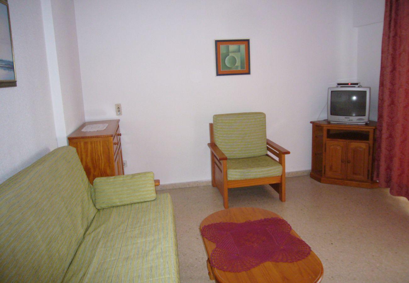 Apartamento en Benidorm - MIRAMAR PLAYA (1 DORMITORIO)
