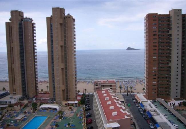 Segunda linea de playa Levante