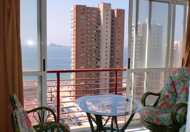 Apartamento en Benidorm - EL CIRCO (1 DORMITORIO)-1-dormitorios