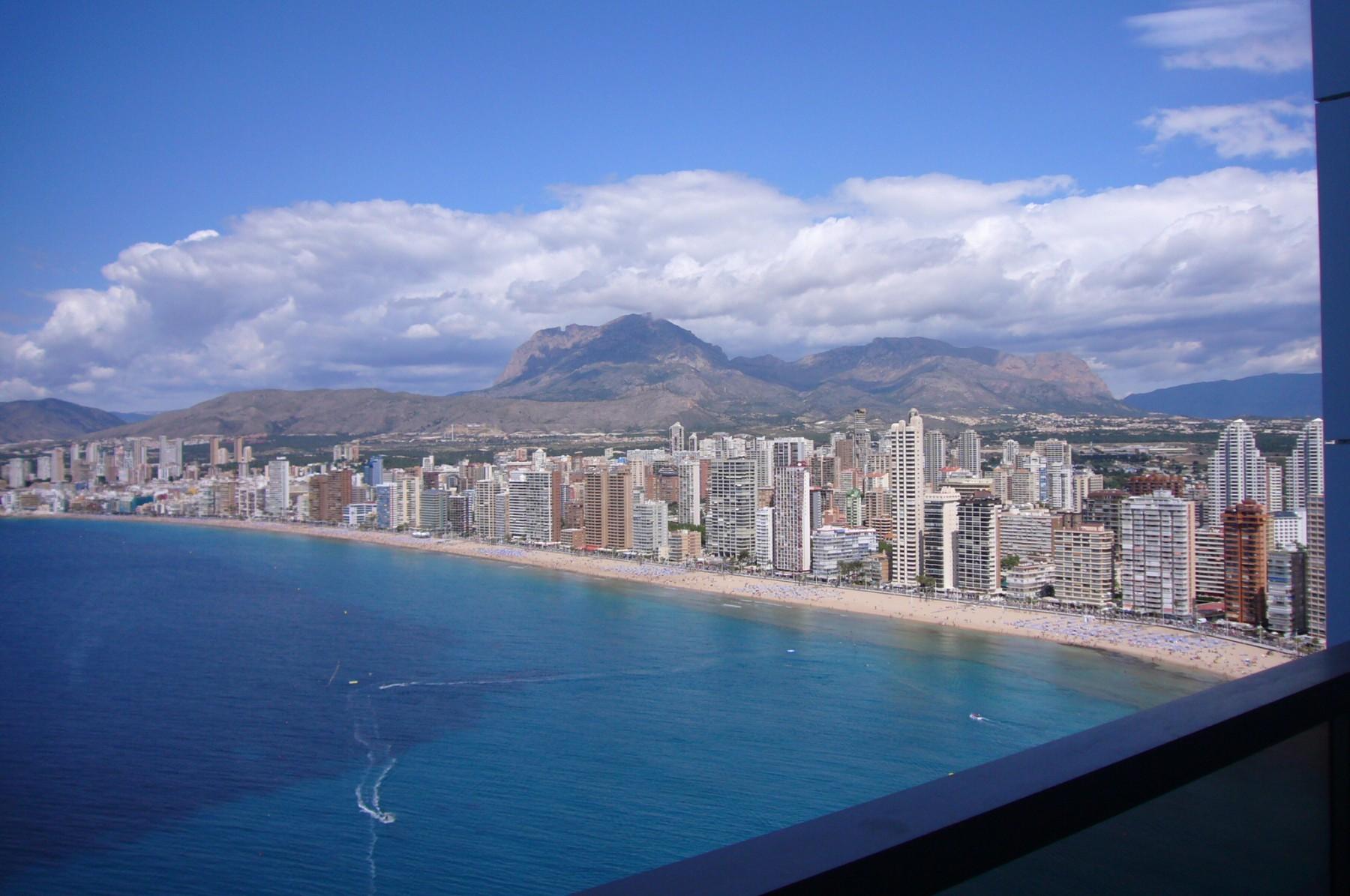 Apartamentos en benidorm gemelos 28 2 dormitorios 2 dormitorios - Alquiler de apartamentos en benidorm particulares ...