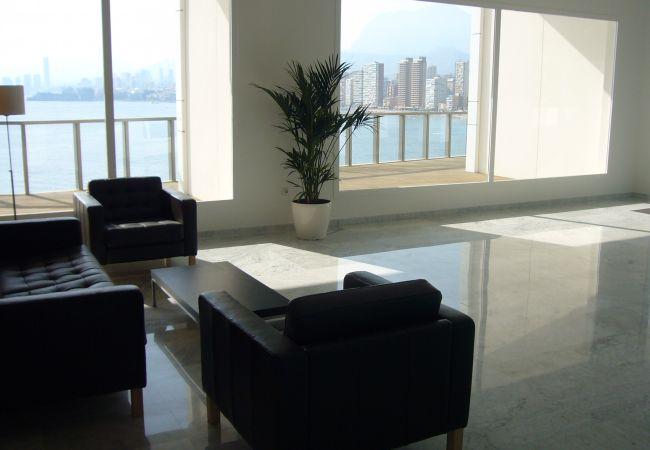 Apartamento en Benidorm - GEMELOS 28 (2 DORMITORIOS)-2-dormitorios