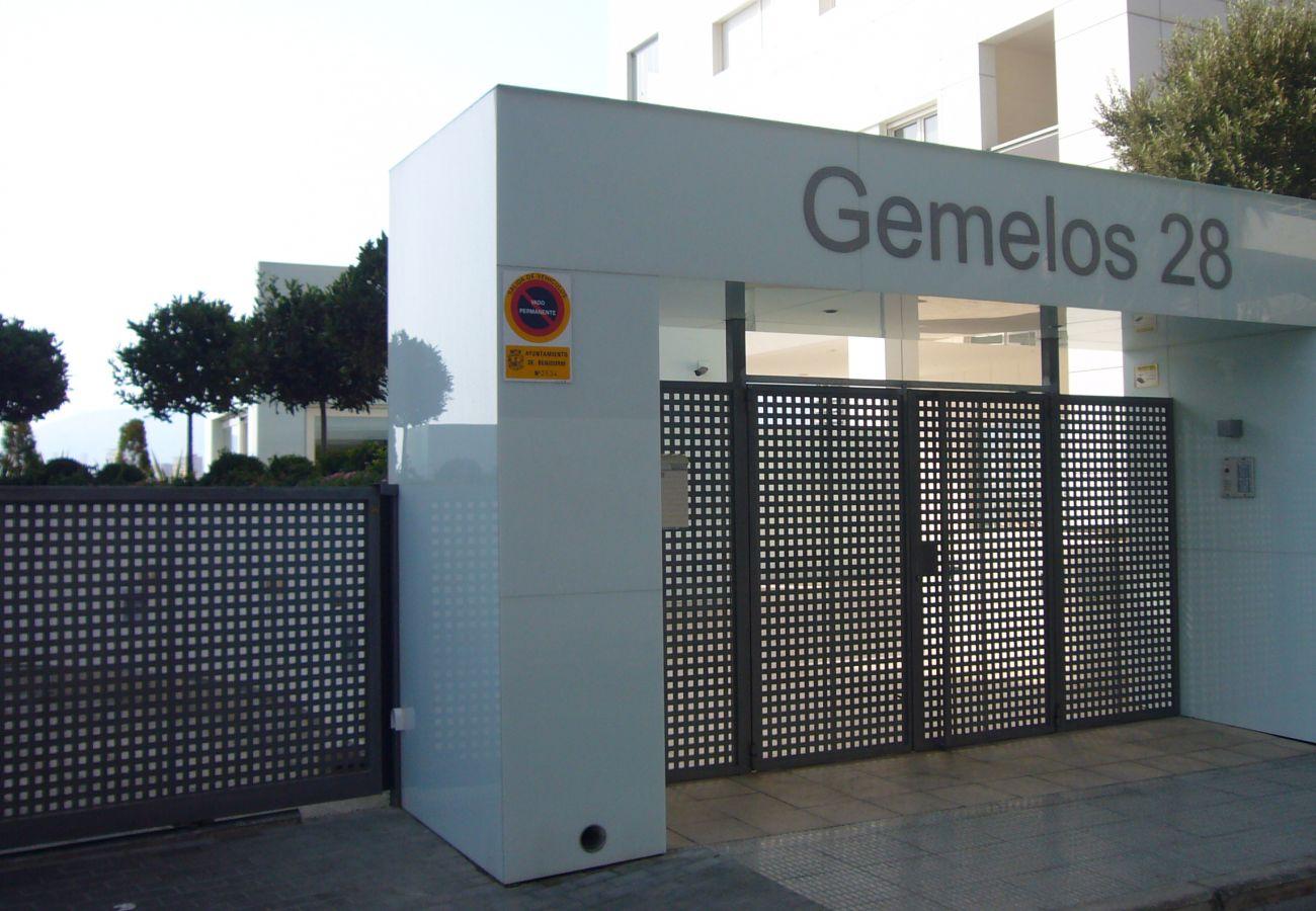 Apartamento en Benidorm - GEMELOS 28 (2 DORMITORIOS)