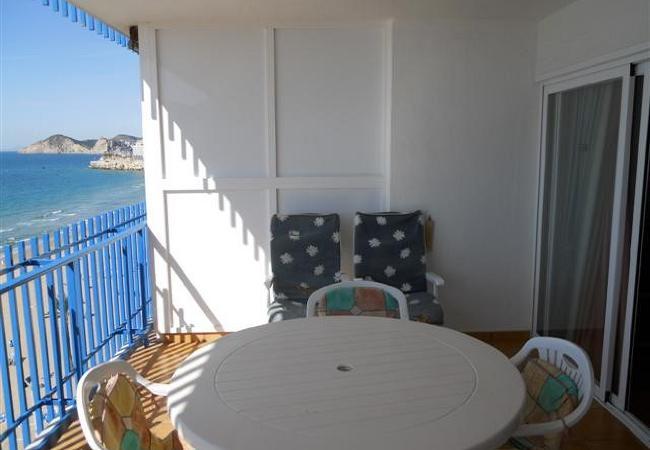 Apartamento en Benidorm - LAS PALMERAS (2 DORMITORIOS) - 4 PAX