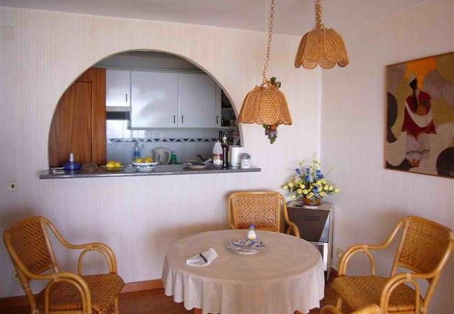 Apartamento en Benidorm - LAS PALMERAS (1 DORMITORIO)-2-dormitorios