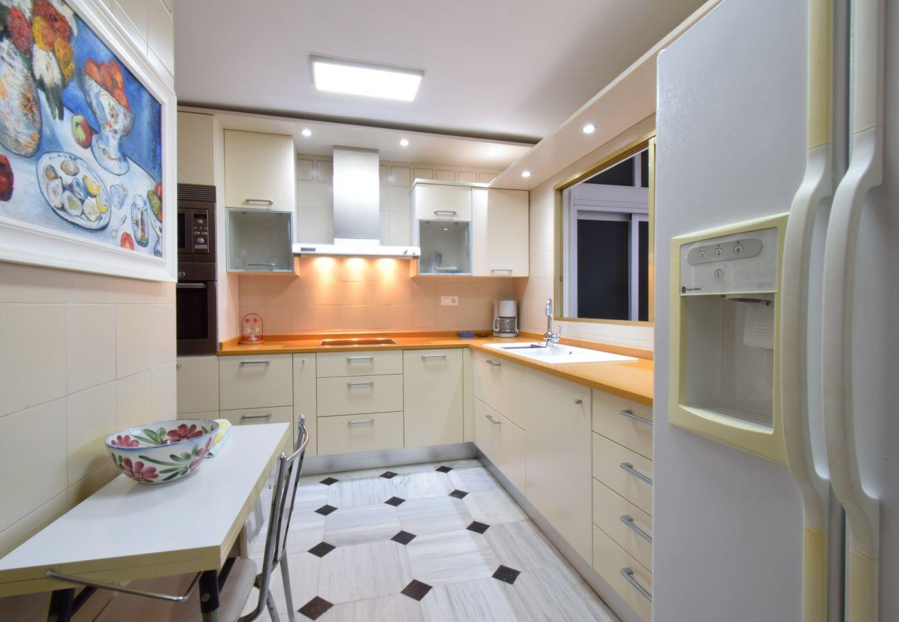 Apartamento en Benidorm - PRINCIPADO ARENA (3 DORMITORIOS)
