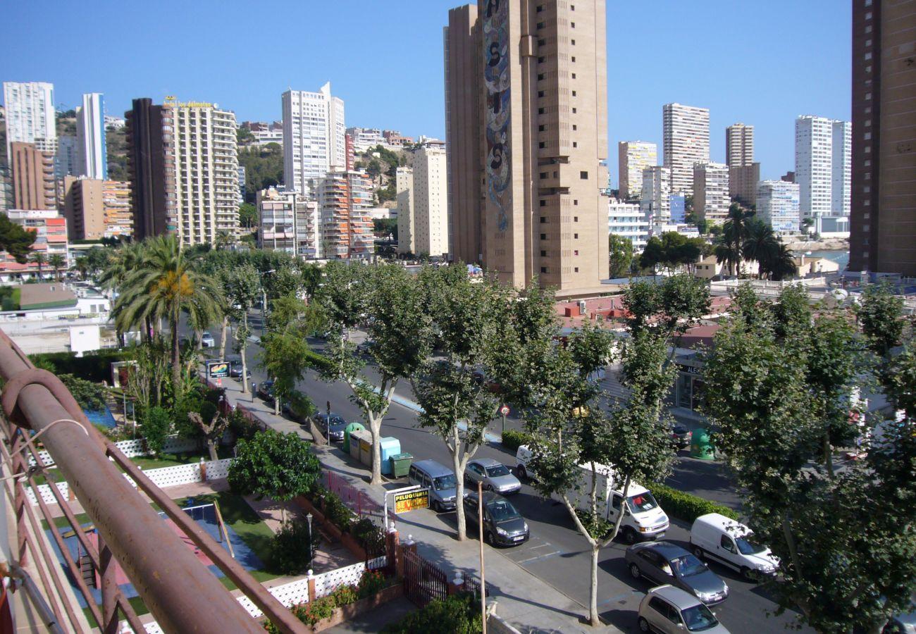 Apartamento en Benidorm - COBLANCA 3 (2 DORMITORIOS)