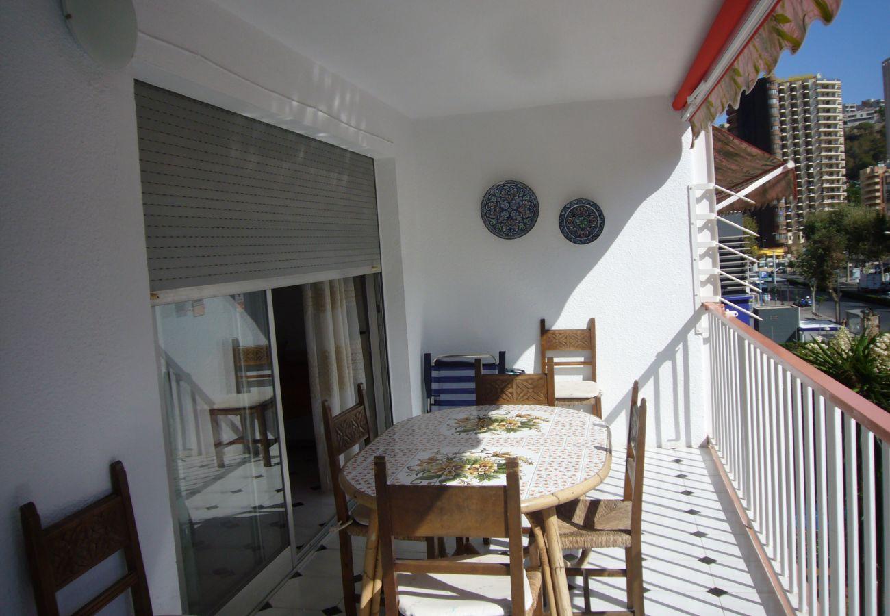 Apartamento en Benidorm - EDIMAR (3 DORMITORIOS) BENIDORM