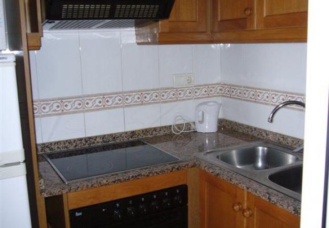 Apartamento en Benidorm - GEMELOS 22 (1 DORMITORIO)