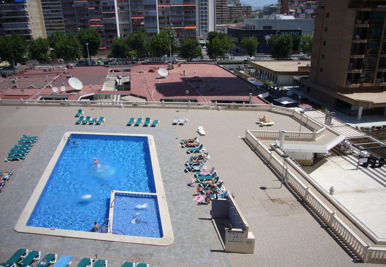 Apartamento en Benidorm - TORRE PRINCIPADO (2 DORMITORIOS)