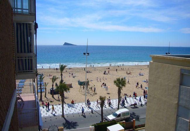 Primera linea playa Levante