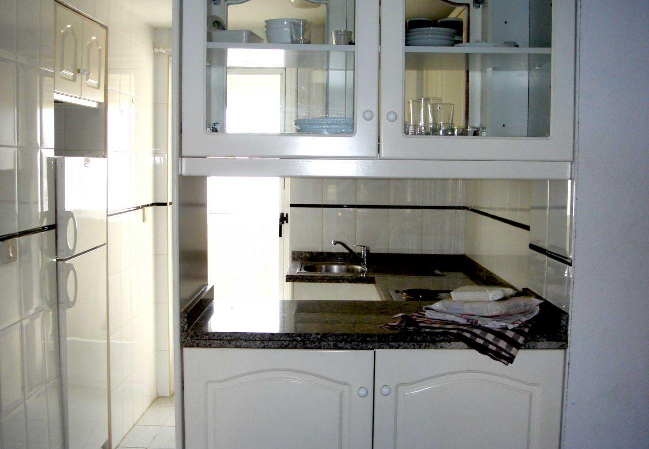 Apartamento en Denia - Apartamento Bahia de Denia primera linea de playa