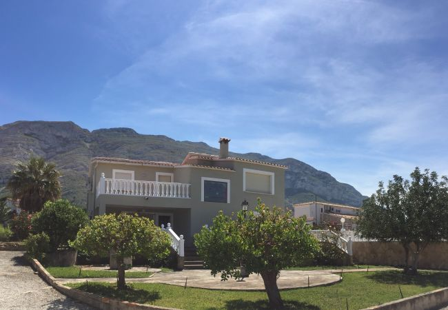 Villa en Denia - florida