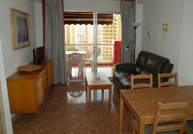 Apartamento en Benidorm - GIJON (1 DORMITORIO)