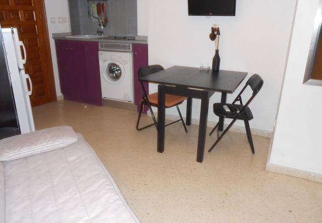 Estudio en Denia - Estudio con sofa cama ideal para parejas 6115