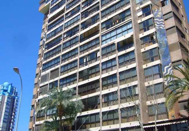 Apartamento en Benidorm - RESIDENCIAL PARAISO (2 DORMITORIOS)