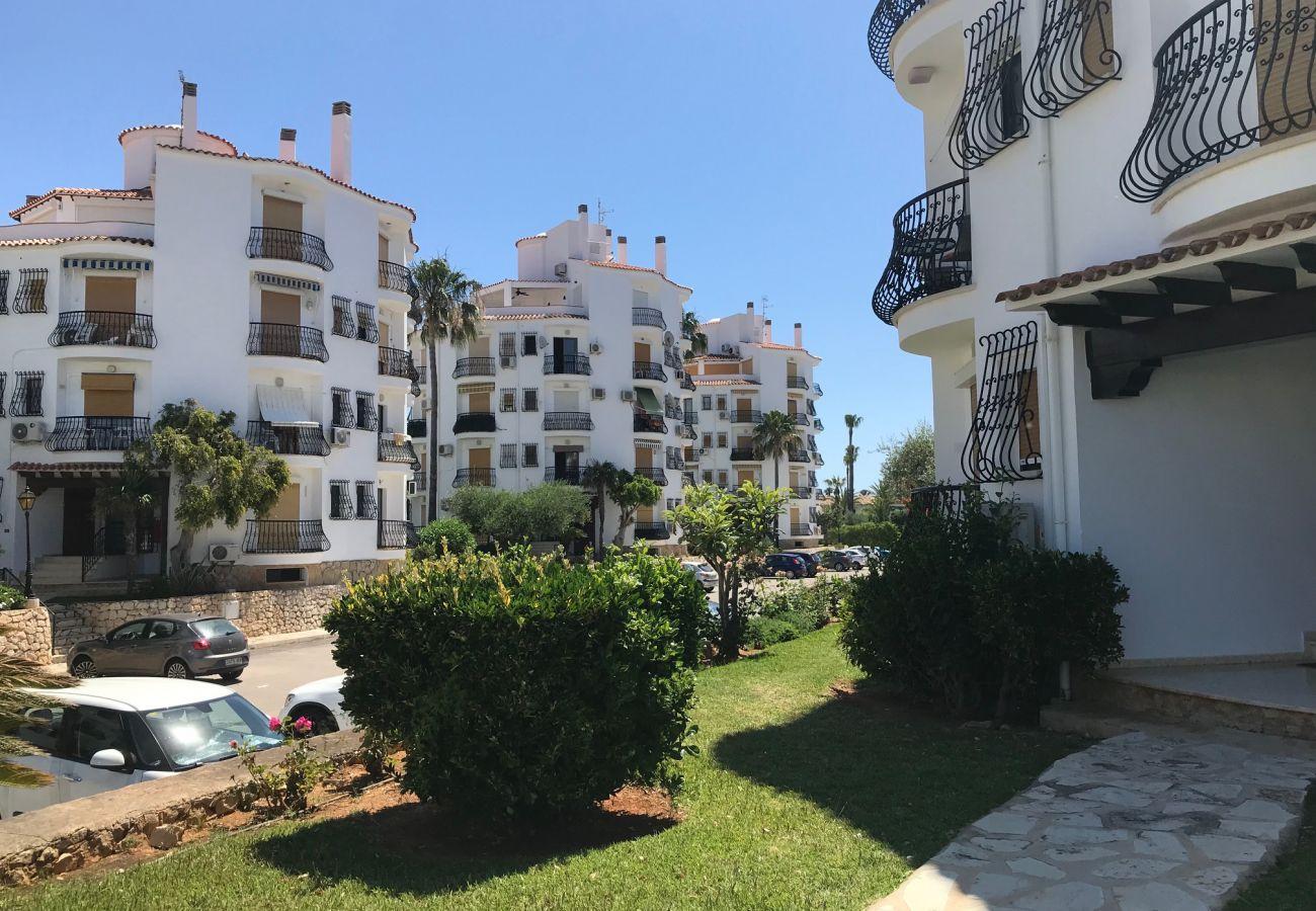 Apartamento en Denia - Apartamento muy cerca de la playa con aire acondicionado El RETIRO 3121