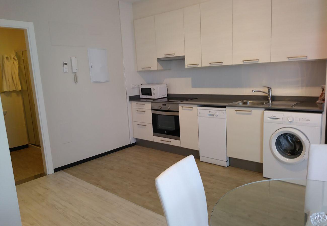 Apartamento en Denia - Bonito Apartamento en planta baja con 1 dormitorio 3313