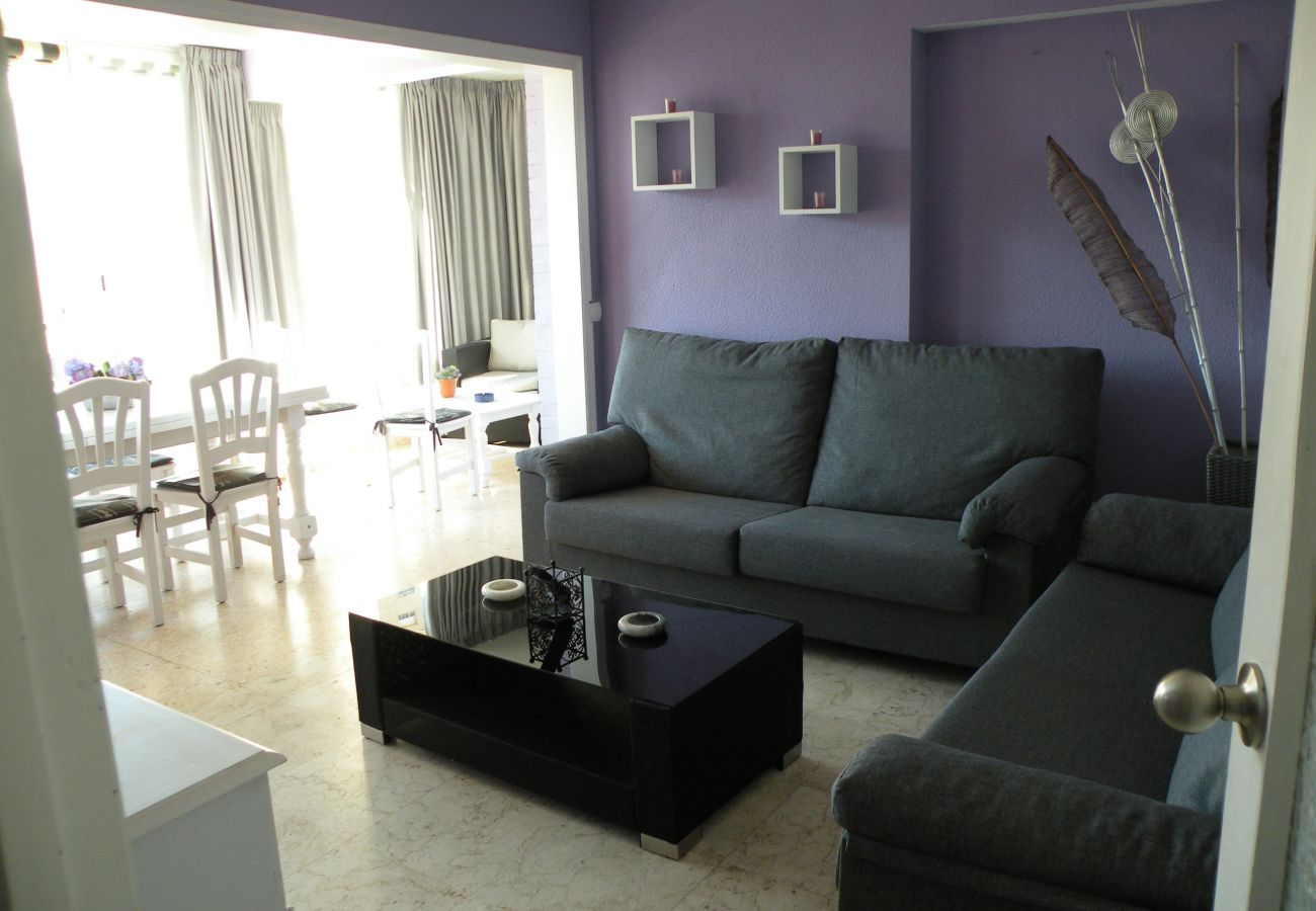 Apartamento en Benidorm - EDEN PARK - 5 personas (2 DORMITORIOS)