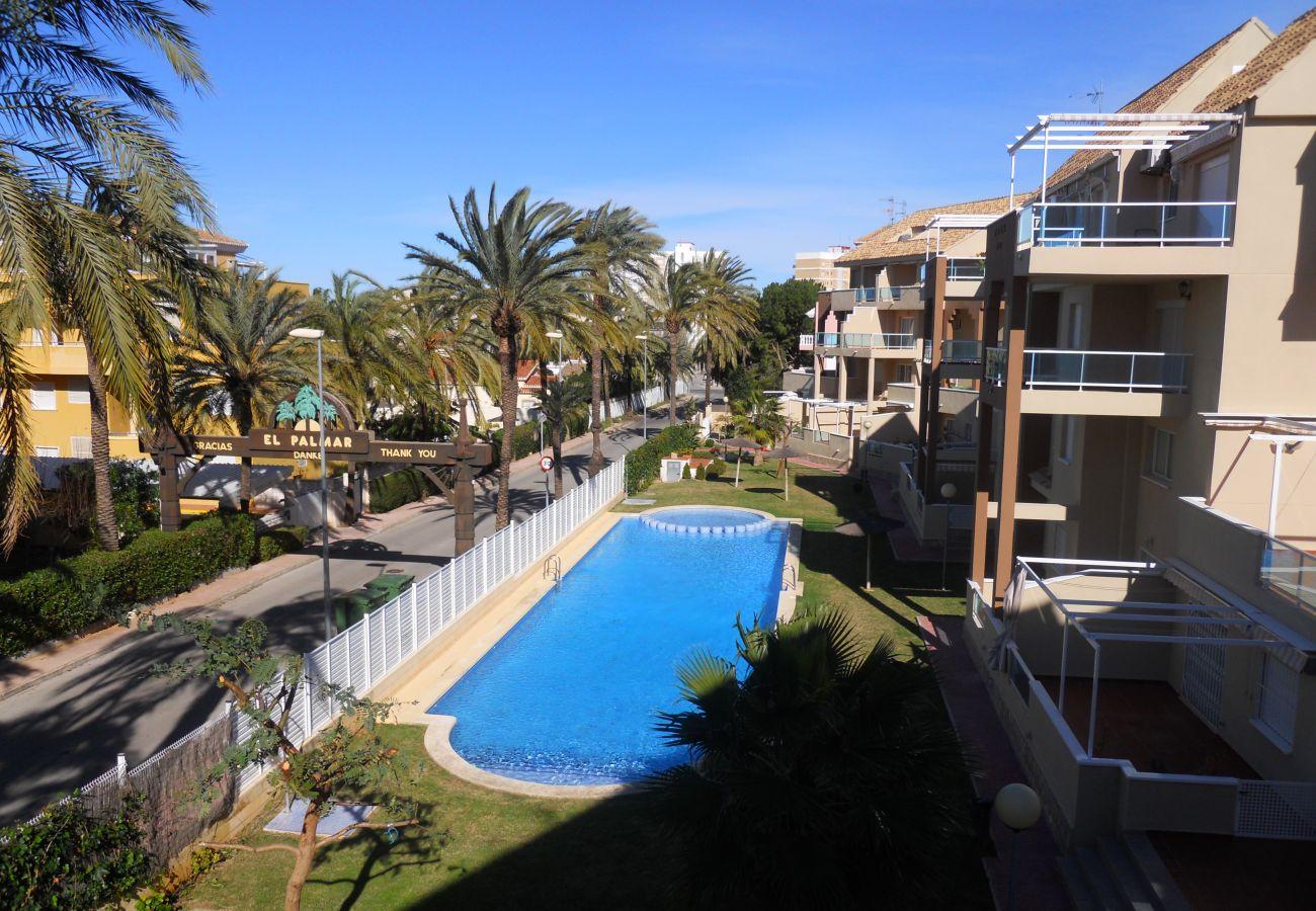 Apartamento en Denia - Puerta Palmar ideal para familias, urbanizacion tranquila cercade la playa