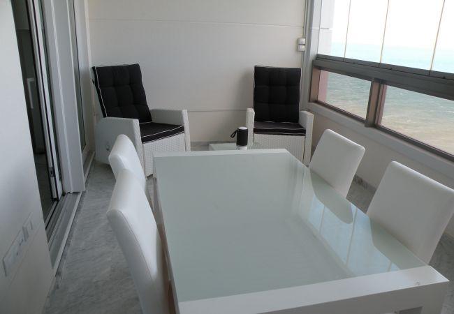 Apartamento en Benidorm - GEMELOS 28 (1 DORMITORIO)
