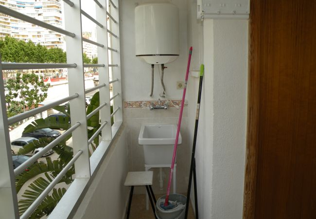 Apartamento en Benidorm - EL PATO (4 DORMITORIOS)