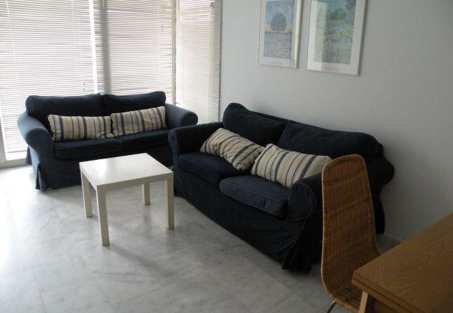 Apartamento en Benidorm - TORRE LUGANO (2 DORMITORIOS)