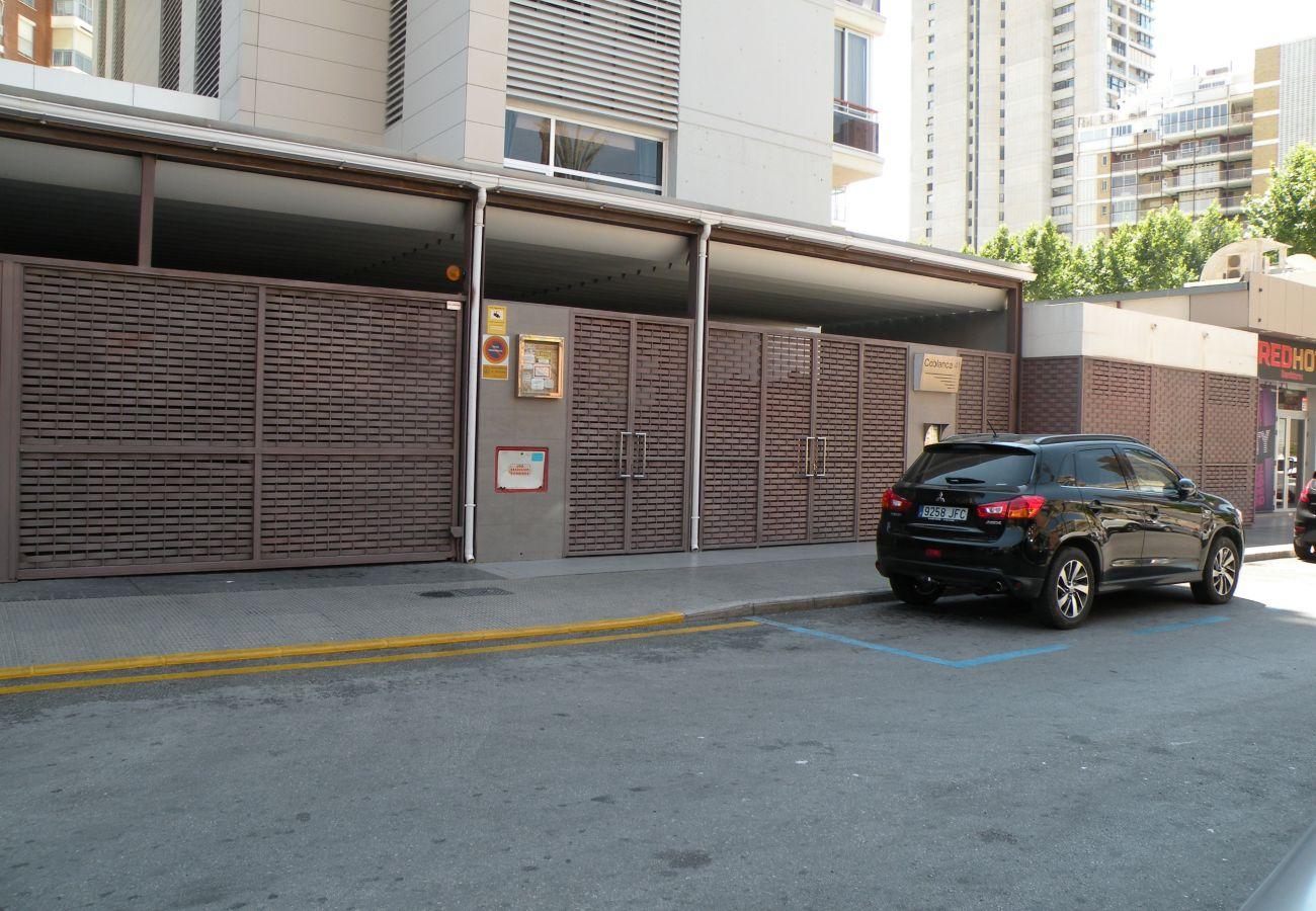 Apartamento en Benidorm - COBLANCA 41 (2 DORMITORIOS)