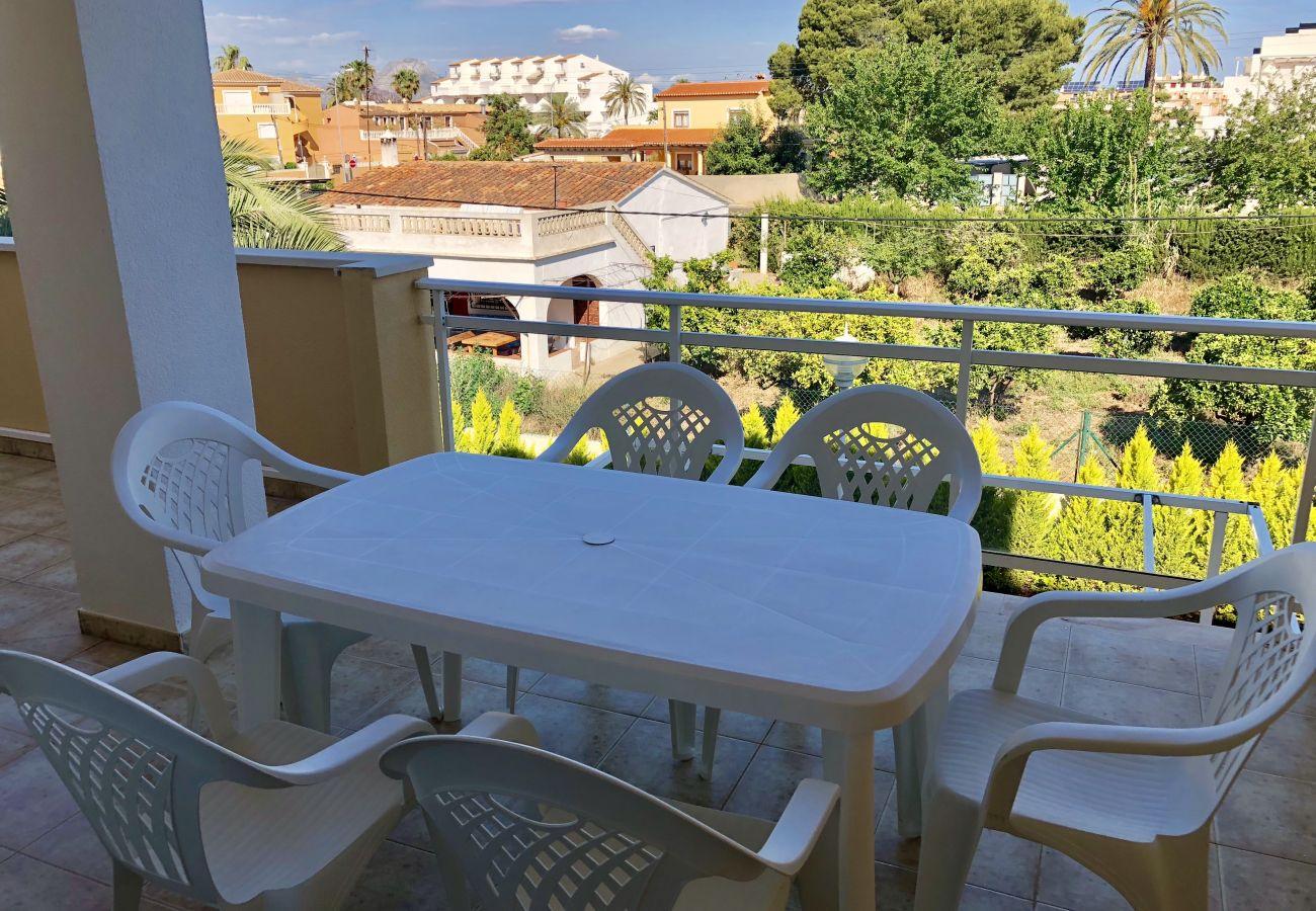 Apartamento en Denia - Bonito apartamento cerva de la playa y a 1Km de Denia