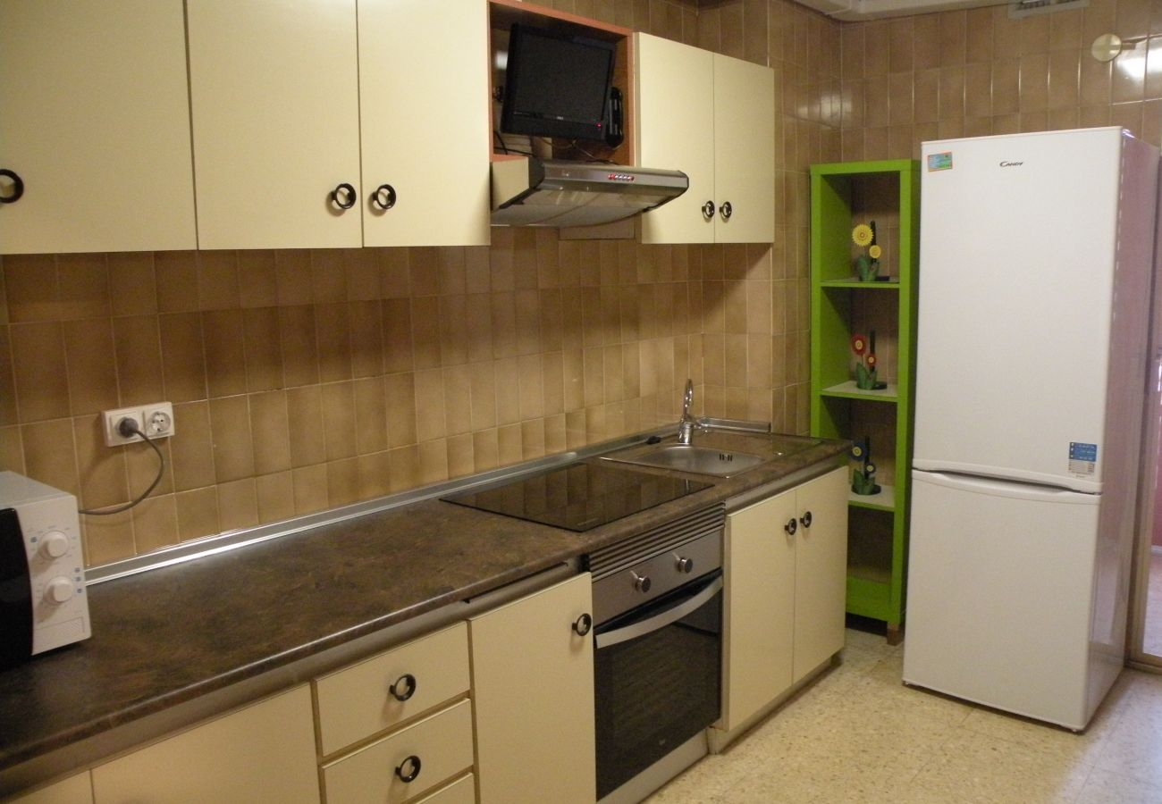 Apartamento en Benidorm - PRINCIPADO CENTRO (3 DORMITORIOS)