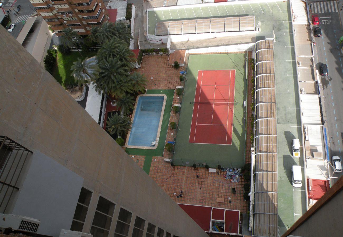 Apartamento en Benidorm - LOS GEMELOS (2 DORMITORIOS)