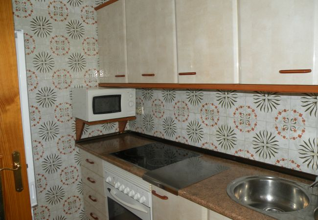 Apartamento en Benidorm - EUROPA CENTER (2 DORMITORIOS)