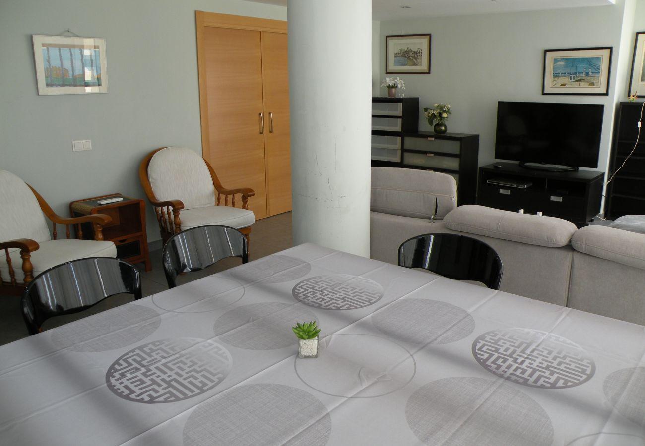 Apartamento en Benidorm - MAR Y VENT (3 DORMITORIOS)