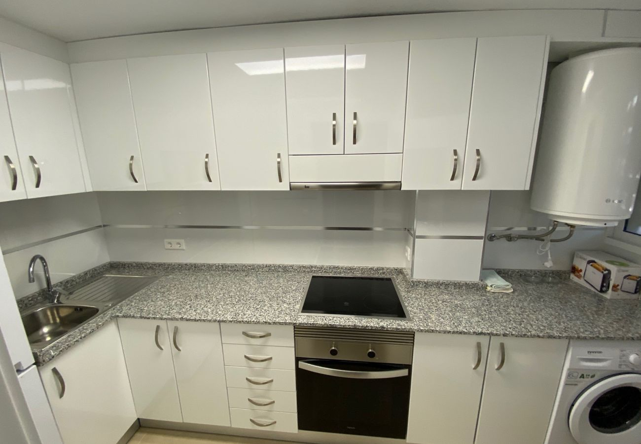 Apartamento en Benidorm - MAR BLAU (3 DORMITORIOS)
