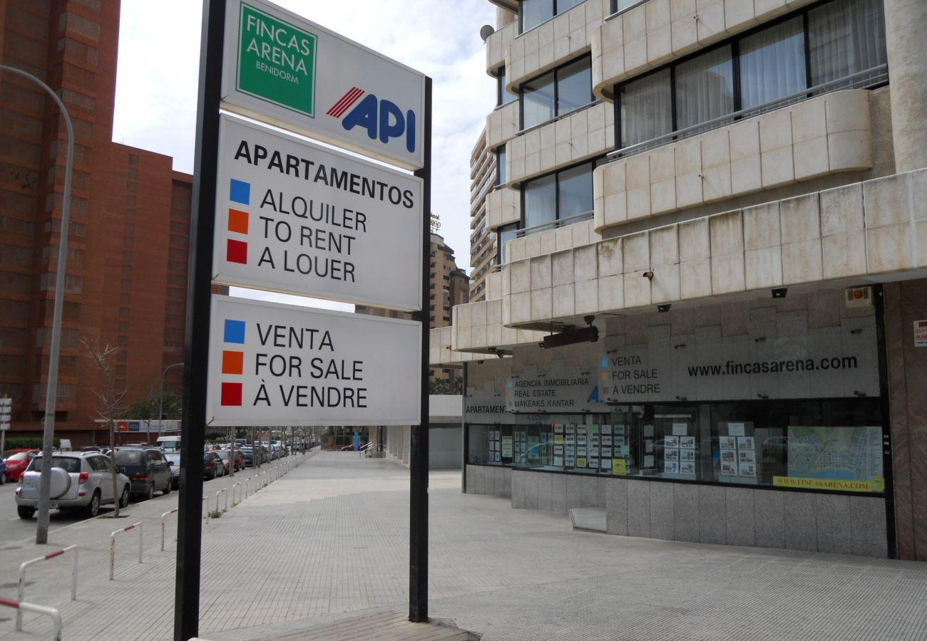 Apartamento en Benidorm - APARTAMENTO 1 DORMITORIO EN BENIDORM - FINCAS ARENA