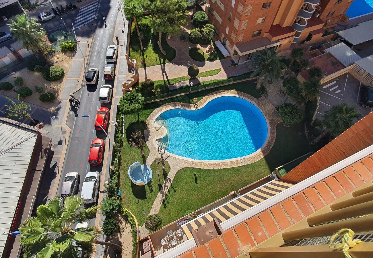 Apartamento en Benidorm - LAS ADELFAS (2 DORMITORIOS)