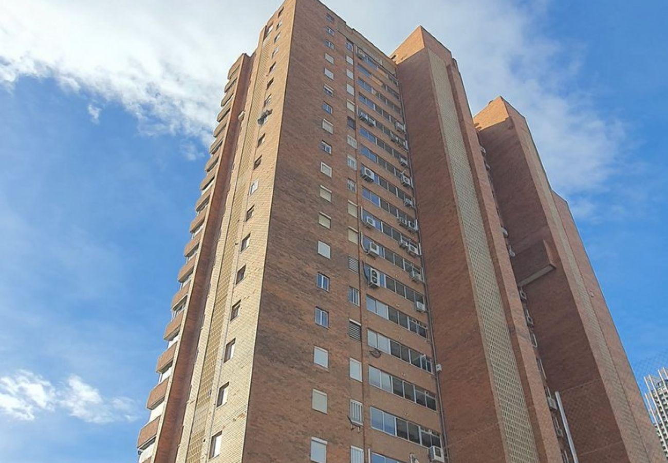 Apartamento en Benidorm - COBLANCA 20 (2 DORMITORIOS)