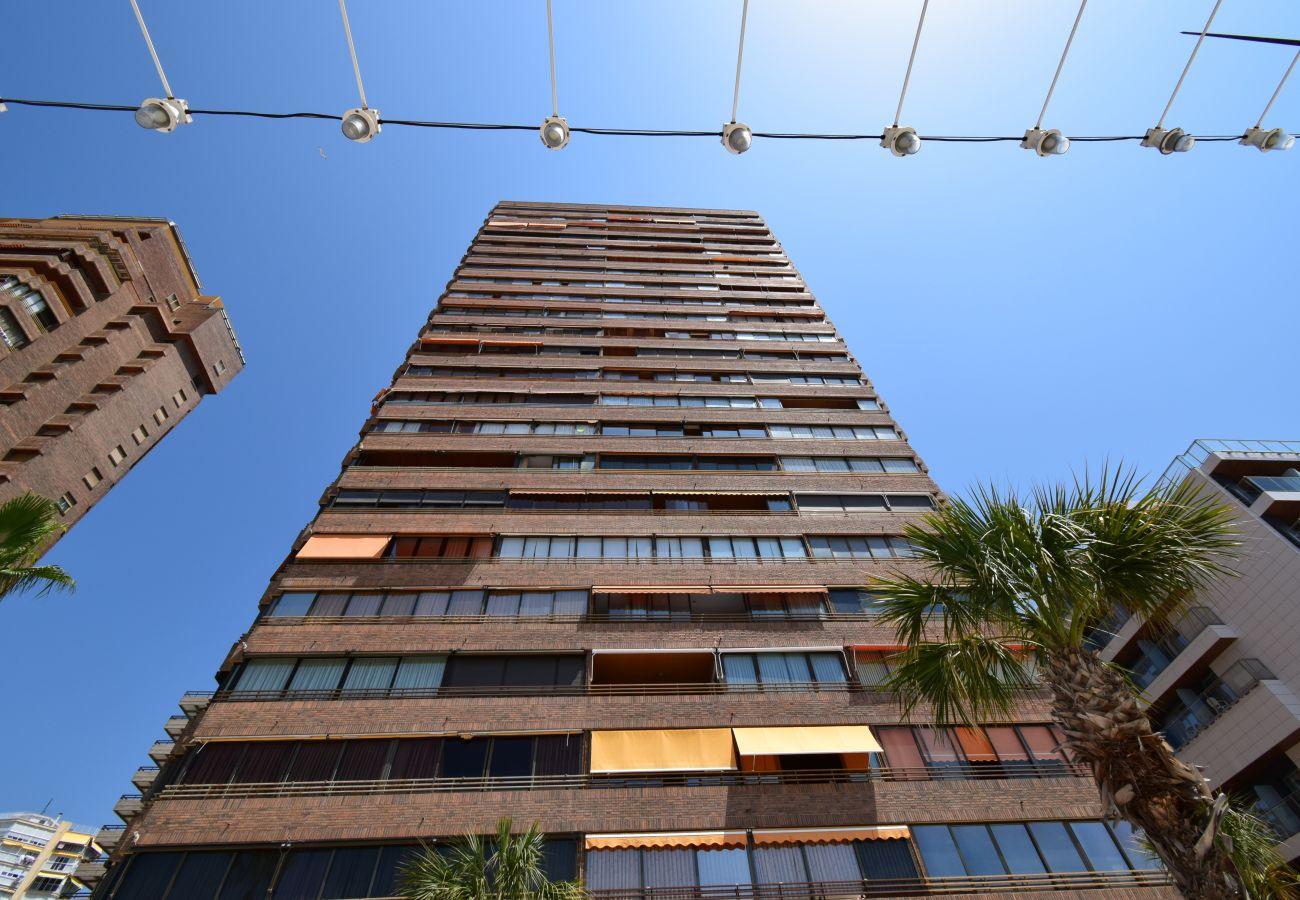 Apartamento en Benidorm - PRINCIPADO ARENA (4 DORMITORIOS)